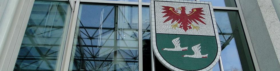Logo und Wappen des Landkreises Oberhavel.