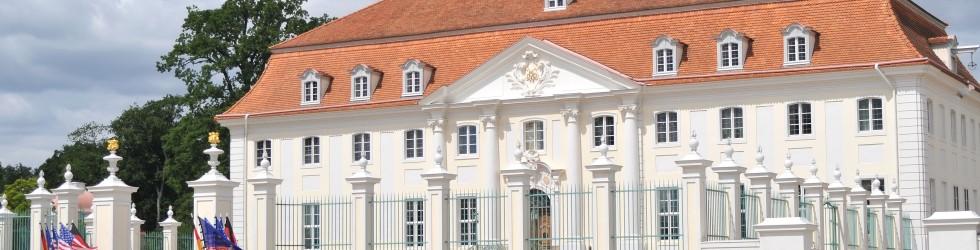 Schloss Meseberg - Gästehaus der Bundesregierung