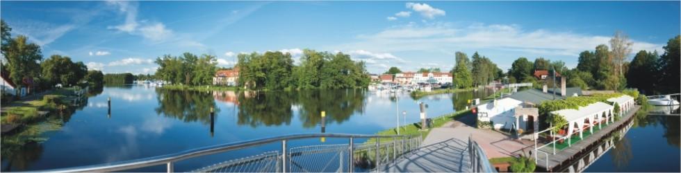 Havelstadt Zehdenick - von Wasser geprägt