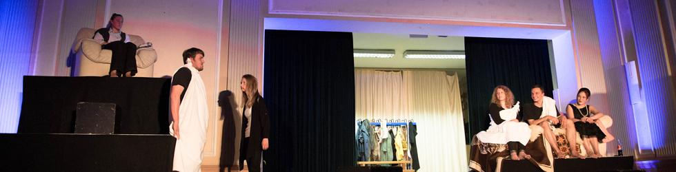 Kulturpreisträger 2012 : Die Theatergruppe OBST aus Oranienburg