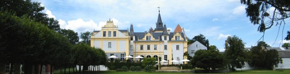 Schloss und Gut Liebenberg im Löwenberger Land
