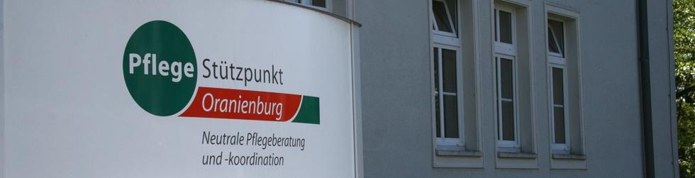 Pflegestützpunkt Oranienburg