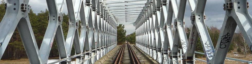 Die Klinkerhafenbrücke in Oranienburg steht unter Denkmalschutz.