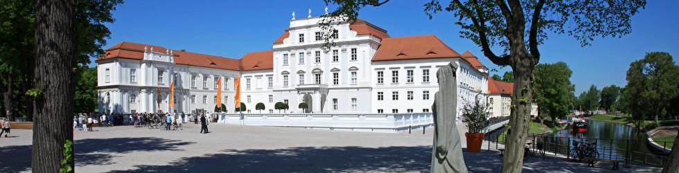 Schloss Oranienburg - ältestes Barockschloss der Mark Brandenburg